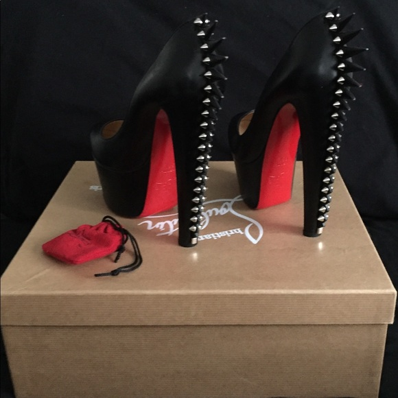 8977d5d836a Christian Louboutin Shoes - Christian Louis Vuitton red bottom